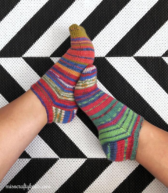 Opal Shortie Socks