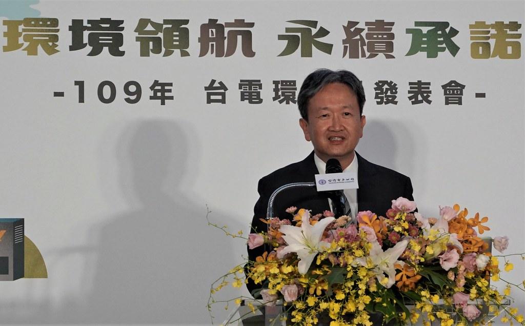 台電配電事業部執行長王耀庭指出,智慧電表的建置後,民眾即可從累進電價改用時間電價。孫文臨攝