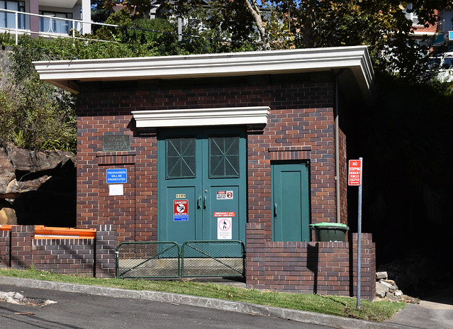 Electricity Substation No 299, Bellevue Hill, Sydney, NSW.