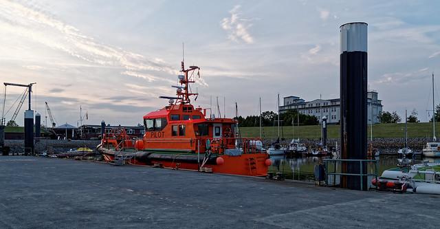 Wilhelmshaven, ... im Nassauhafen