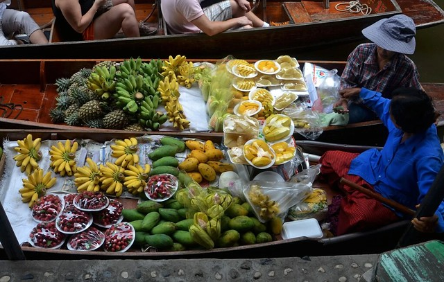 bangkok vegetables