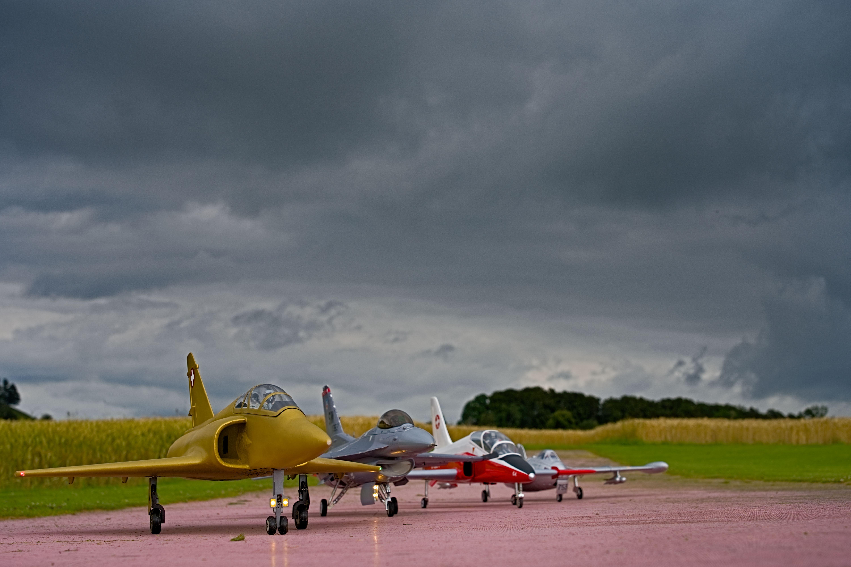 Airbase Sommer