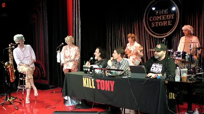KILL TONY #468 – QUARANTINED #23