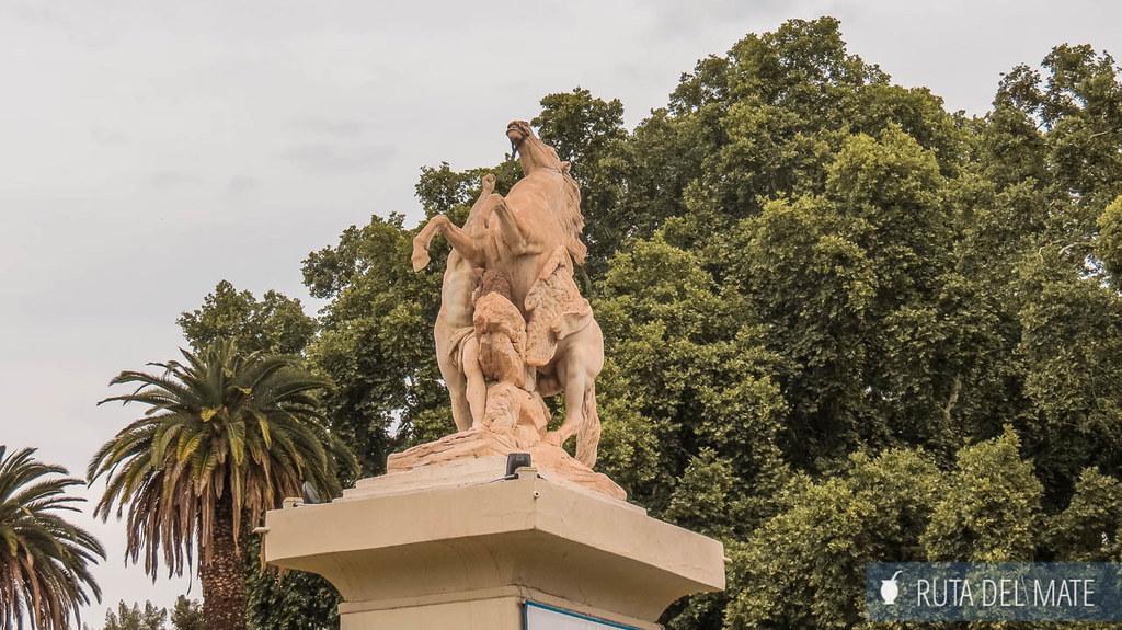 Parque San Martín Mendoza Capital