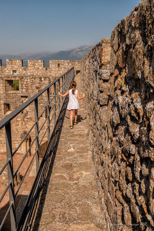 Castillo de La Adrada.