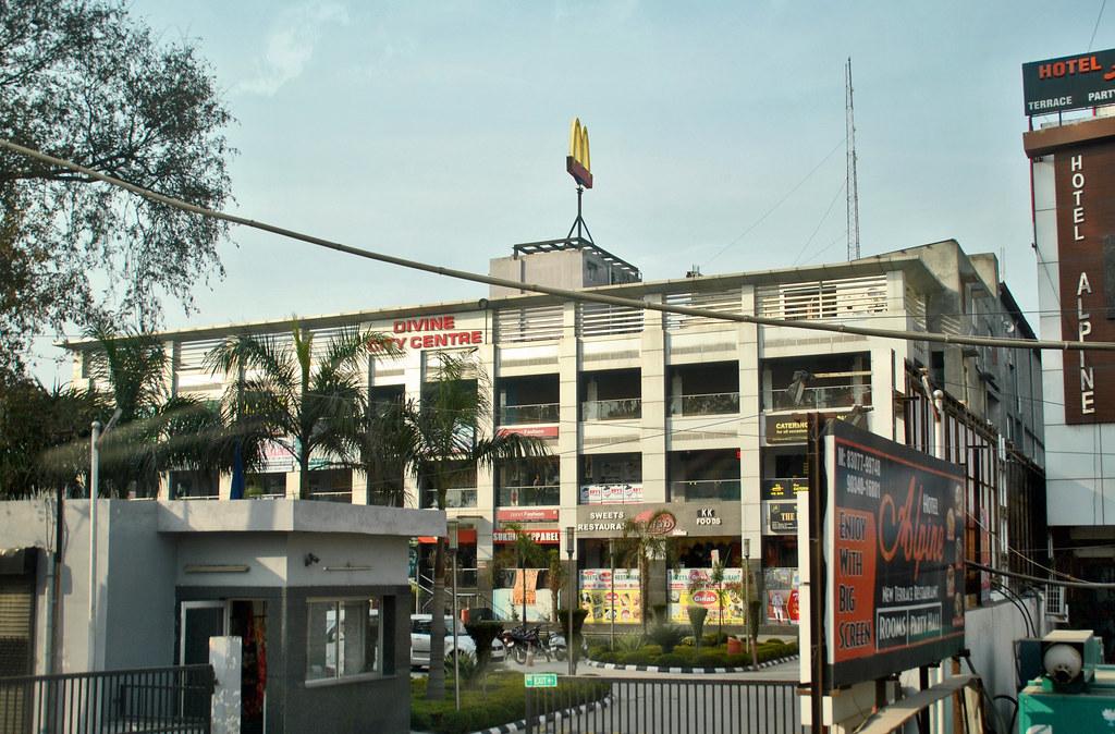 Mall di Kurukshetra