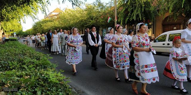New Bread Celebration Procession