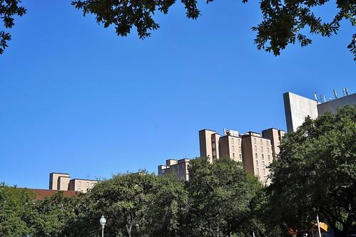 University of Texas: Jester Dorm