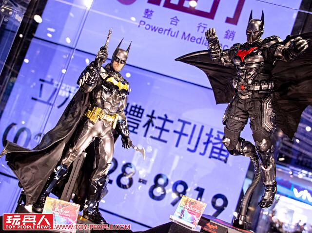 【2020 Hot Toys年度展】at 三創 現場報導 圖多慎入!!