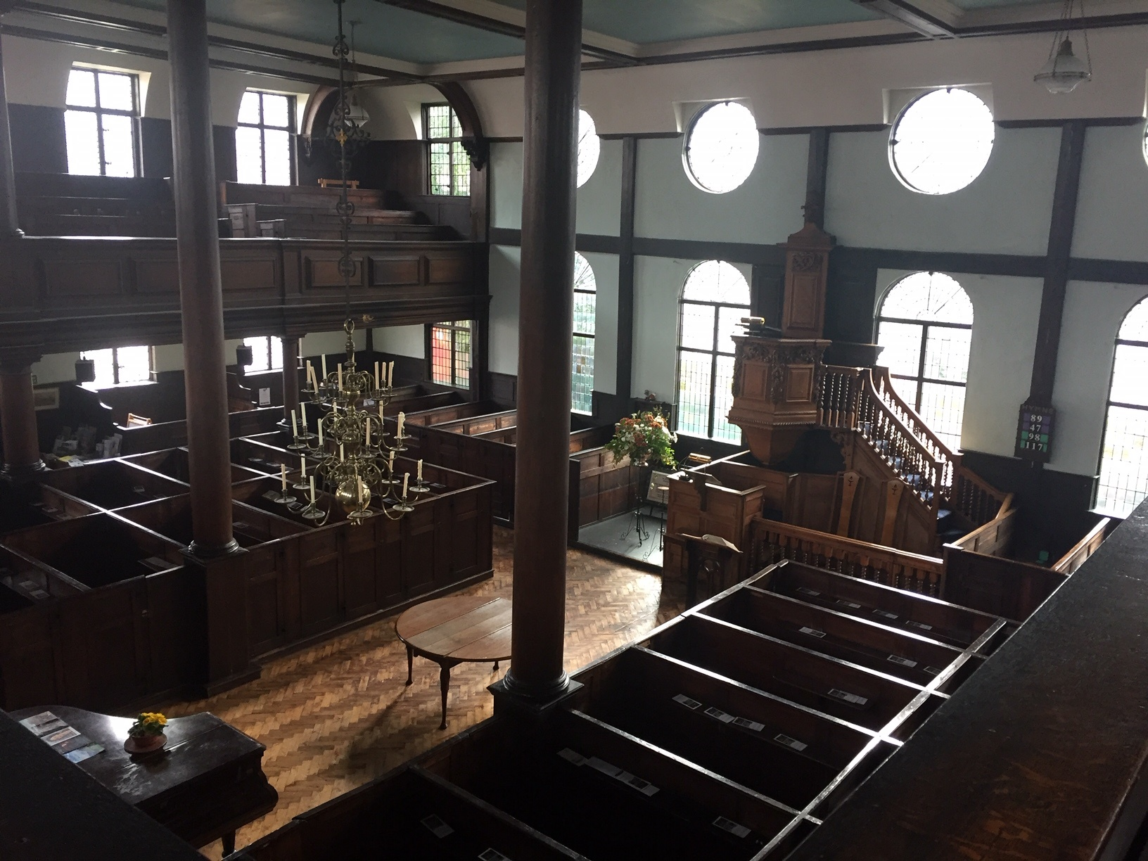 Ipswich Unitarian Meeting House 2(Credit church)
