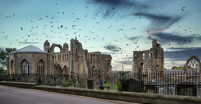 Elgin Cathedral (HFF)