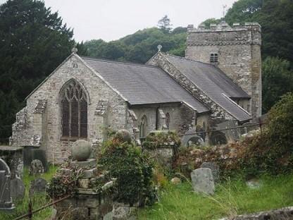 St Brynach church, Nevern (credit St Brynach church)