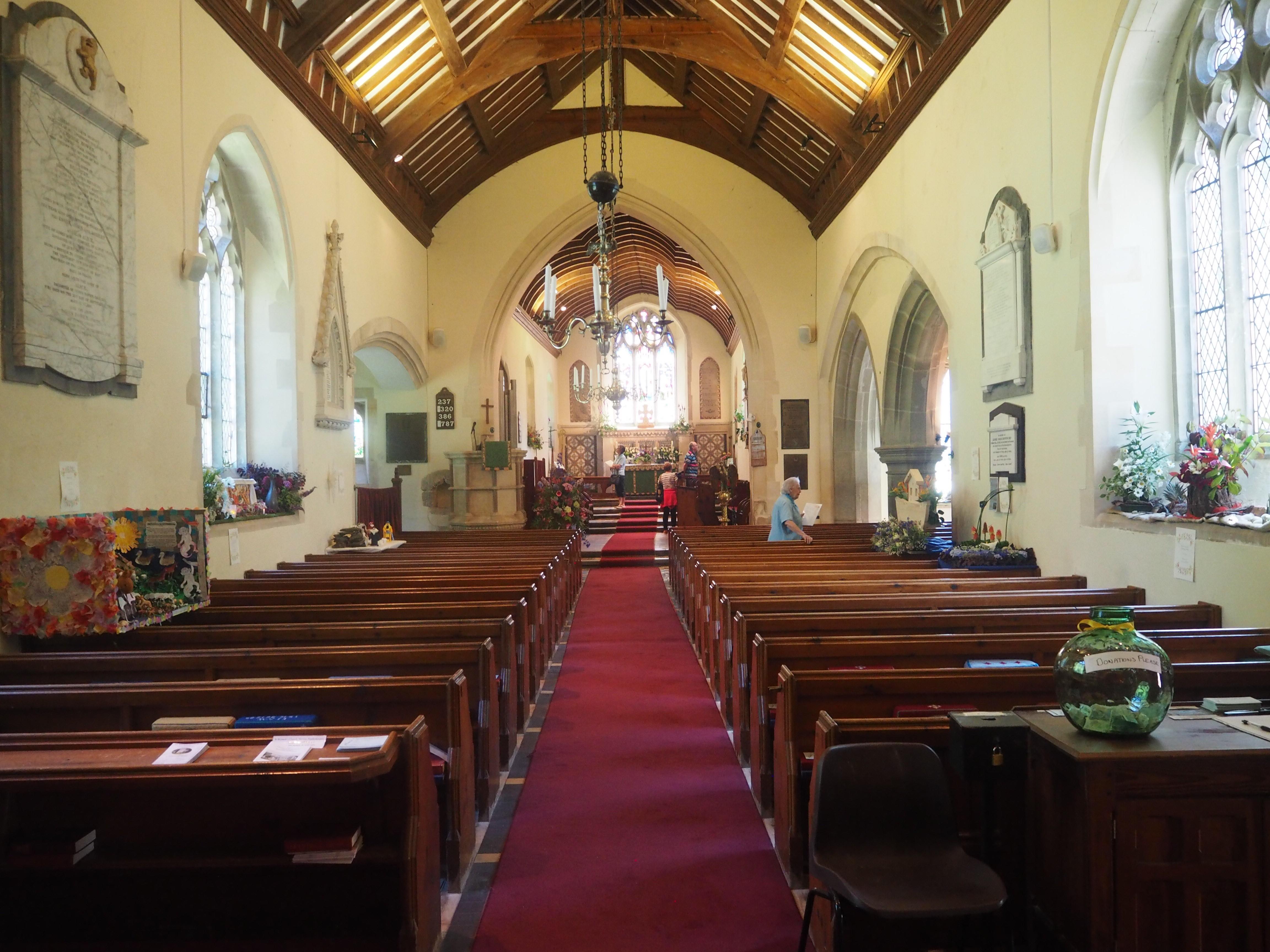 St Brynach church, Nevern 2(credit St Brynach church)