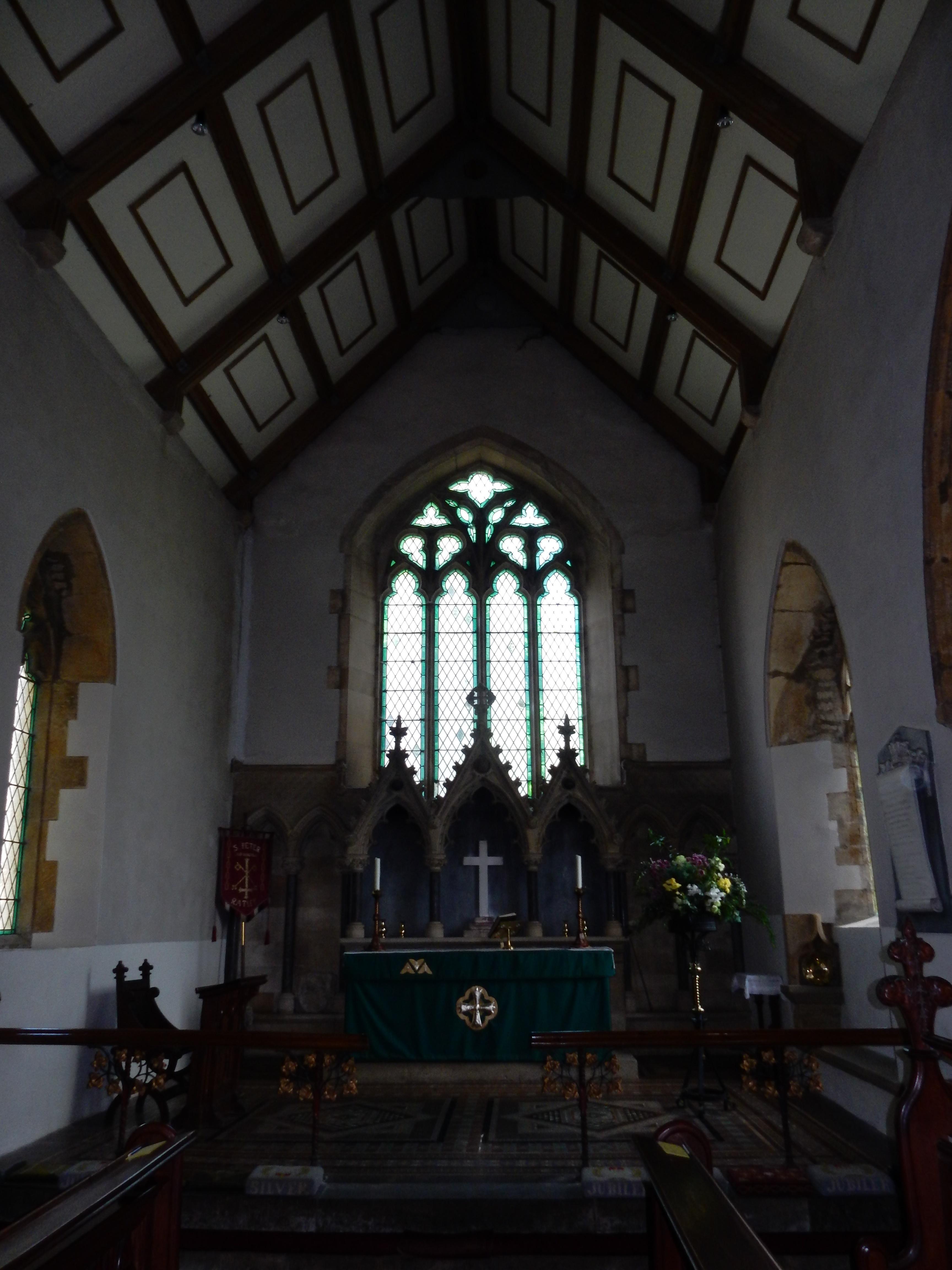 Ratley St Peter ad Vincula church (credit St Peter ad Vincula)