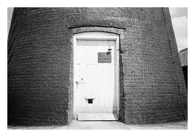 Windmill door