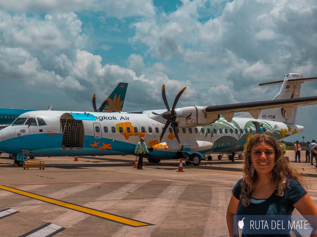 Cómo llegar a Siem Reap en avión