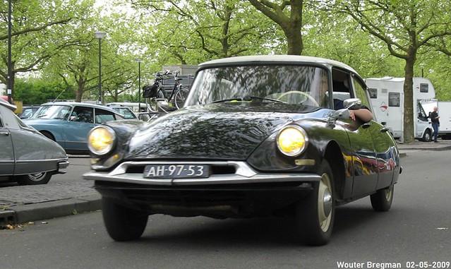 Citroën ID 19 1961