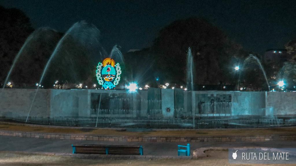 Plaza Independencia,qué hacer en Mendoza capital y alrededores