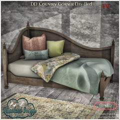 DD Country Corner Day Bed-Adult