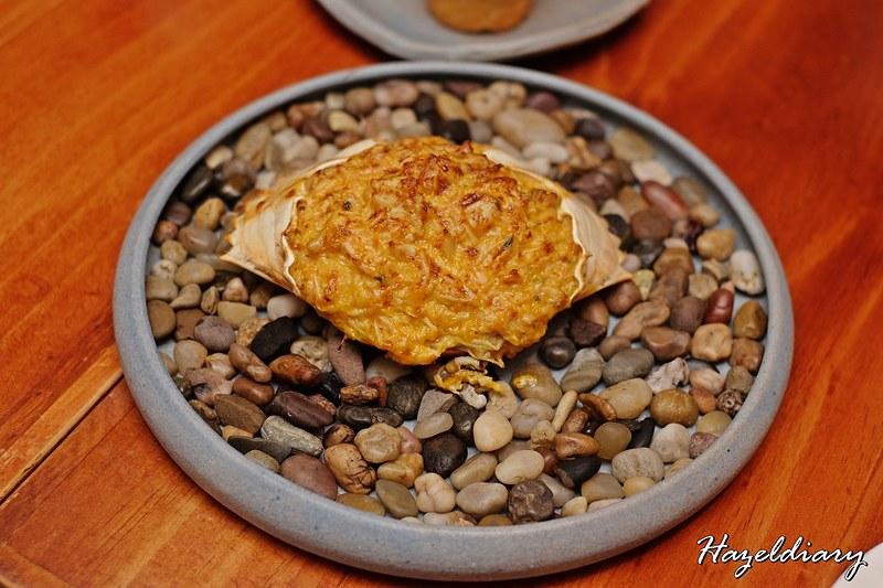 La Strada- Mud Crab Gratin