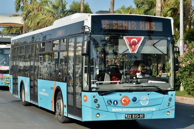 Mersin Belediye Otobüsü