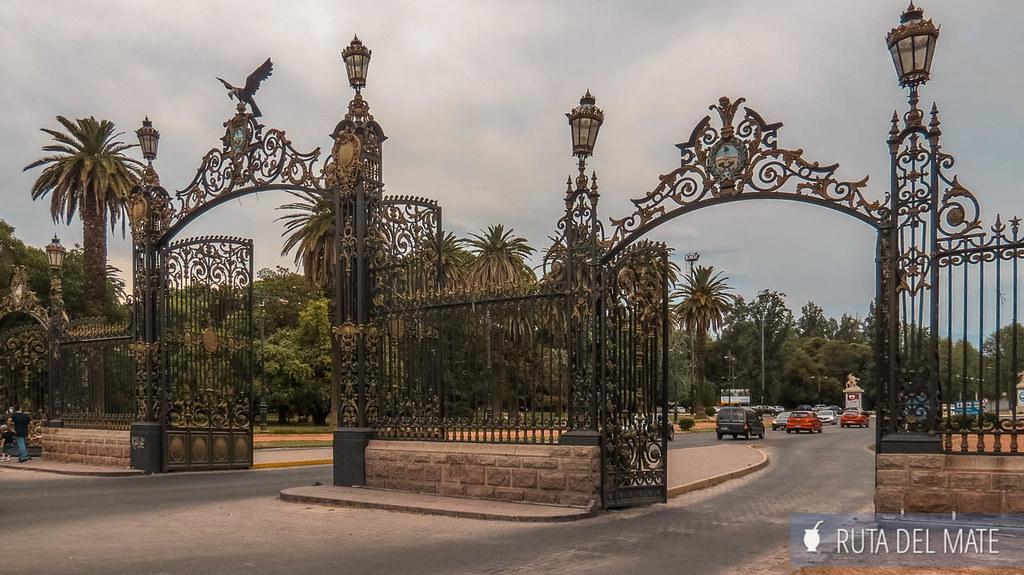 Parque San Martín Mendoza