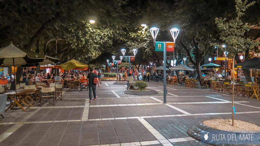 Cerca de la peatonal puedes encontrar hoteles en Mendoza