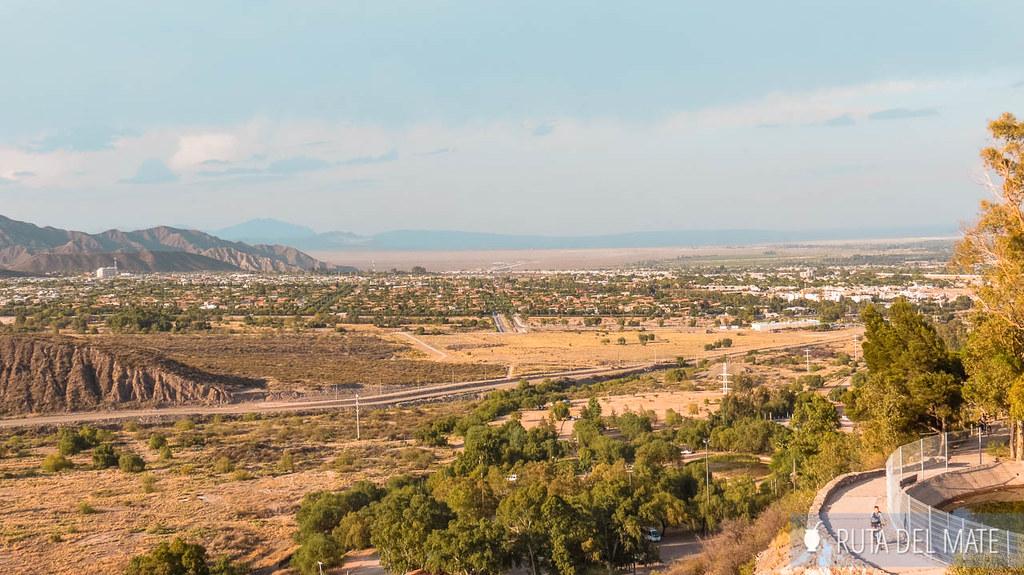 Vistas desde el Cerro de la Gloria