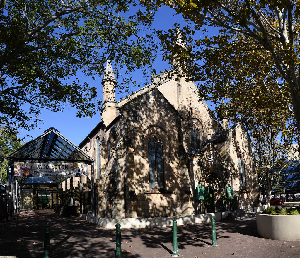 Uniting Church, Paddington, Sydney, NSW.