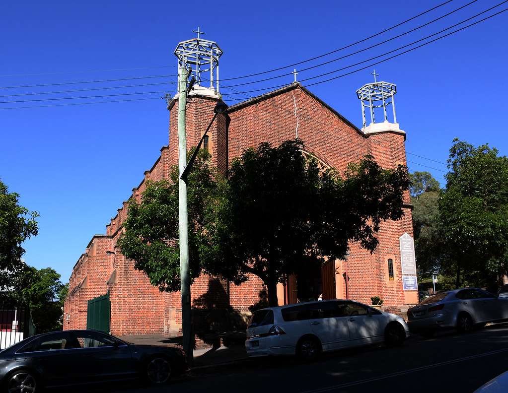 Our Lady of the Rosary Catholic Church, Kensington, Sydney, NSW.