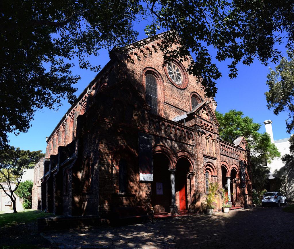 One 1 Seven Church, Redfern, Sydney, NSW.