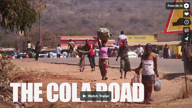 The Cola Road trailer screen shot - vimeo