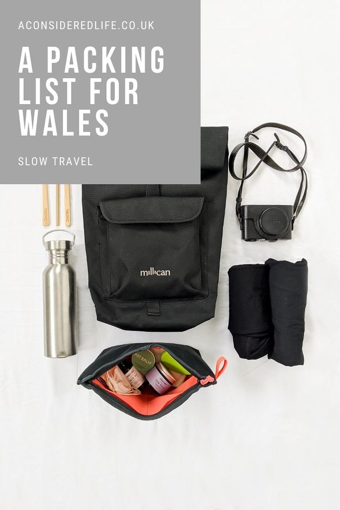A Packing List For A Staycation In Wales
