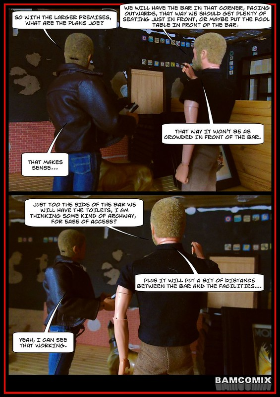 BAMComix Presents - REBUILDING THE AMMO ARMS - THE PLANNING MEETING 50251272458_cf6a4e33f9_c