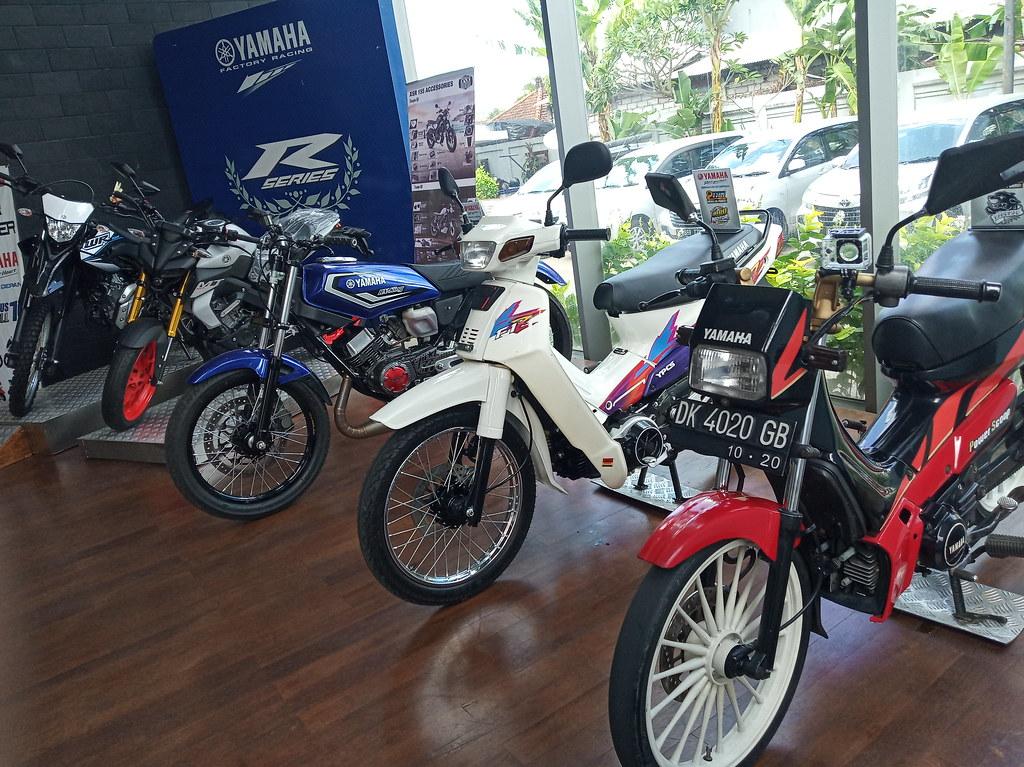Yamaha Generasi 2-Tak
