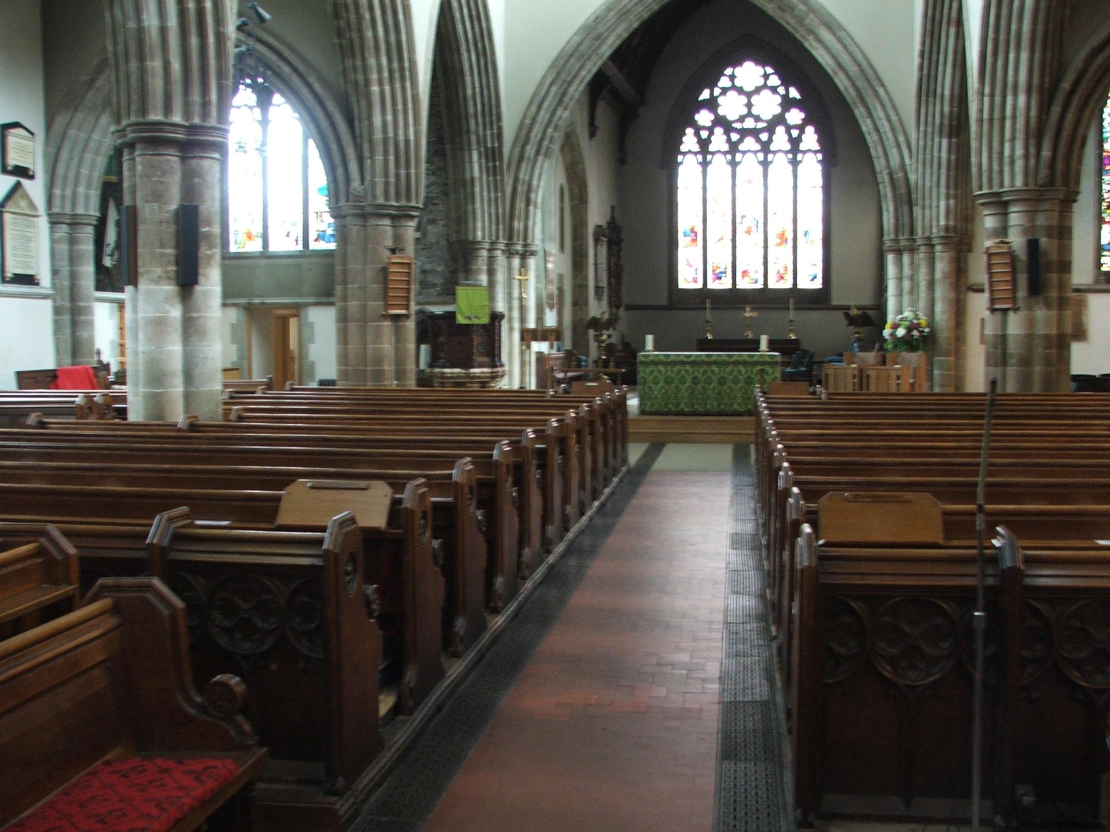 LOUGHBOROUGH All Saints church (credit  All Saints church )