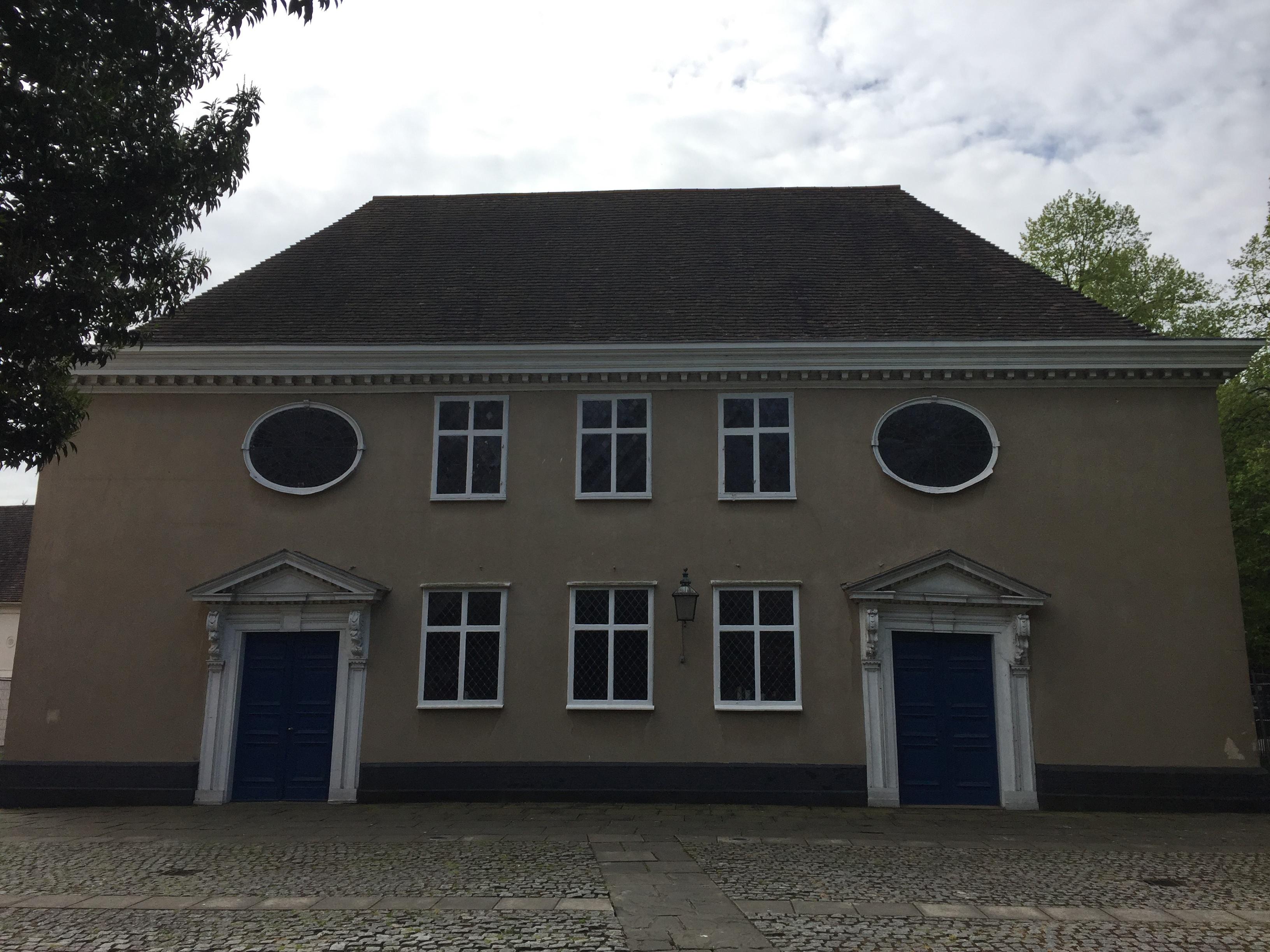 Ipswich Unitarian Meeting House (Credit church)