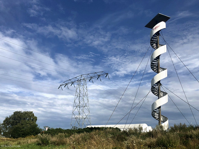 Groningen: Leonhard Lapin city marker