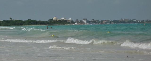MEXICO, Punta/Playa Maroma, An der Riviera Maya, Strand  am Hotel Catalonia, 19920/12883