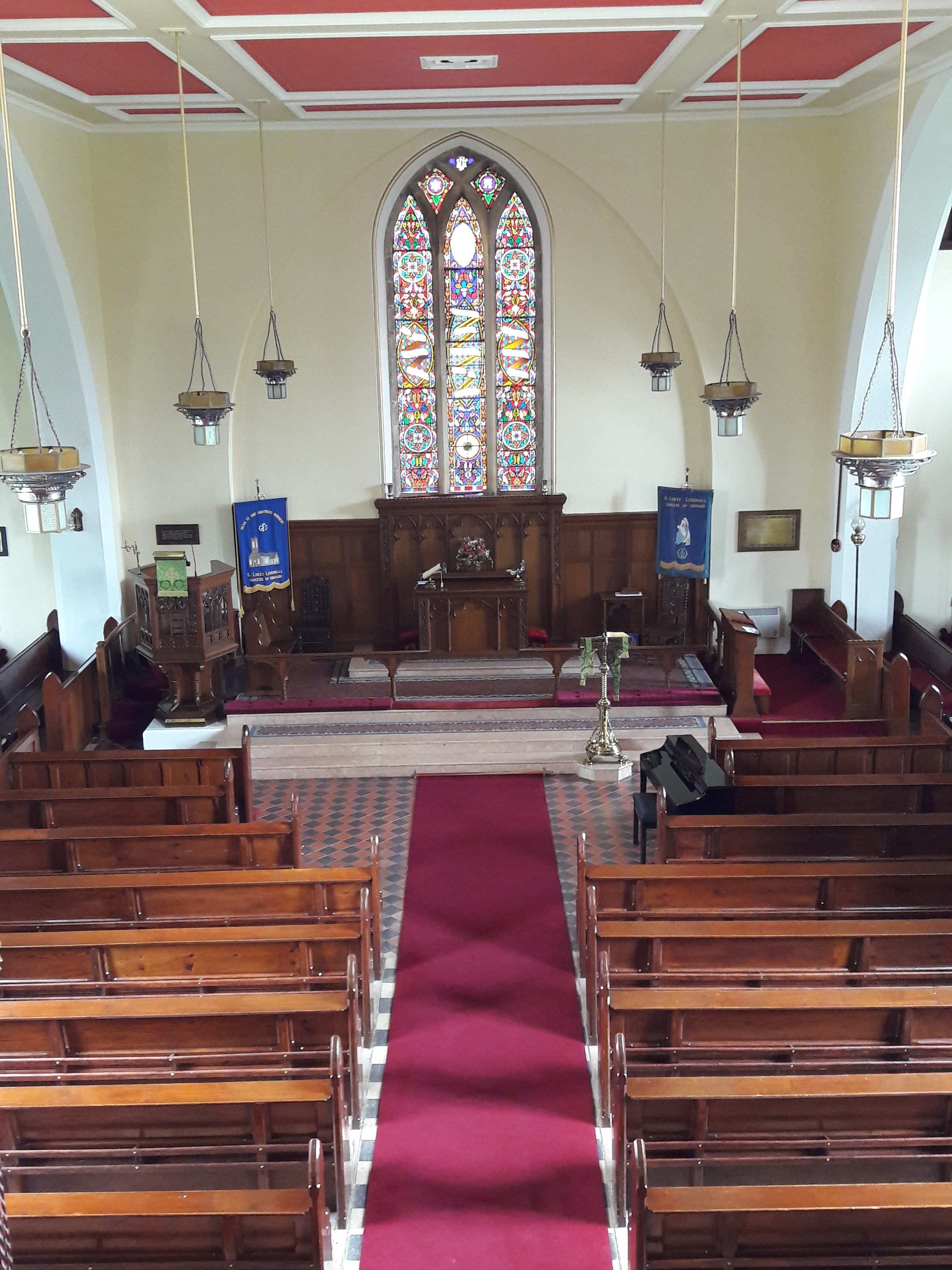 Loughall St Luke (photo credit St Luke church)