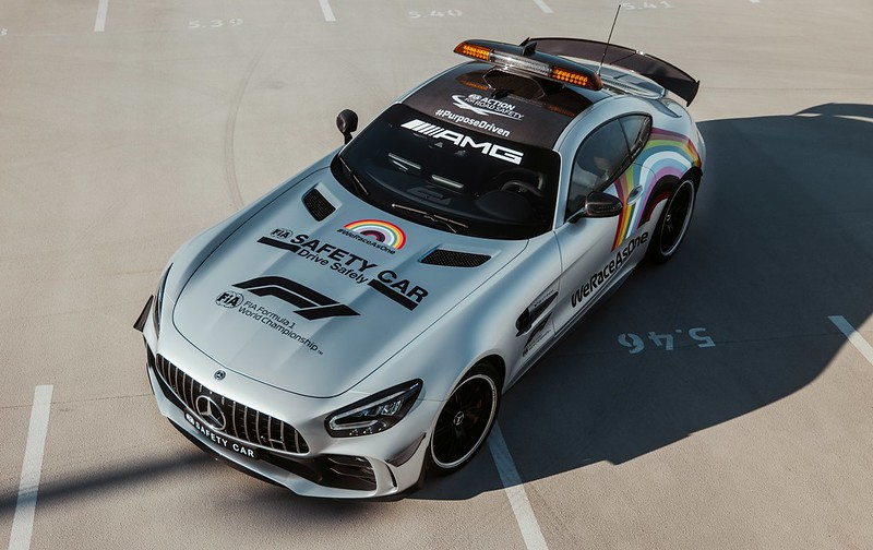 2020 Formula 1 Mercedes AMG Safety Car