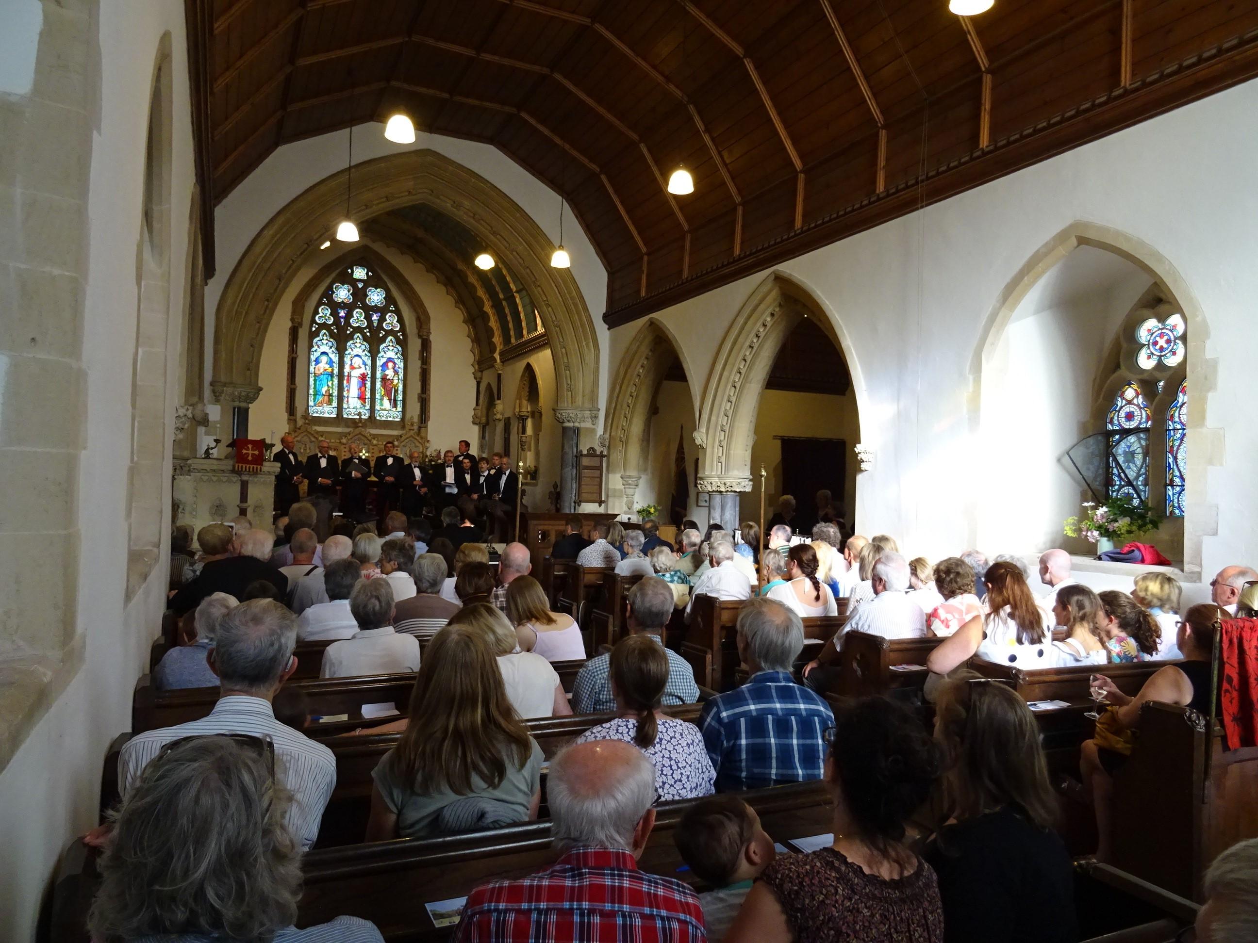 Woolhampton, St Peter (credit St Peter Church)