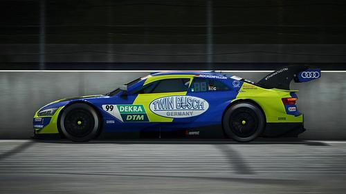 RaceRoom 2020 DTM Audi RS 5