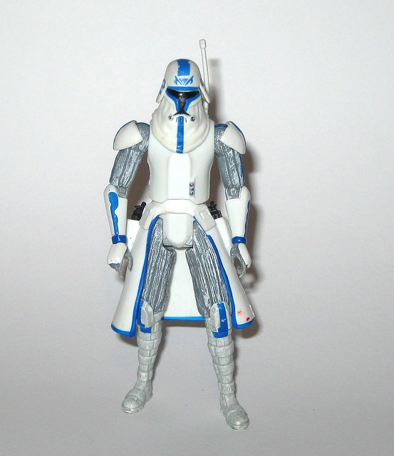 captain rex cold weather gear star wars the clone wars cw50 red and white packaging basic action figures 2009 hasbro d