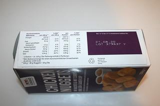 03 - Packing Nutritions / Packungsseite Nährwerte