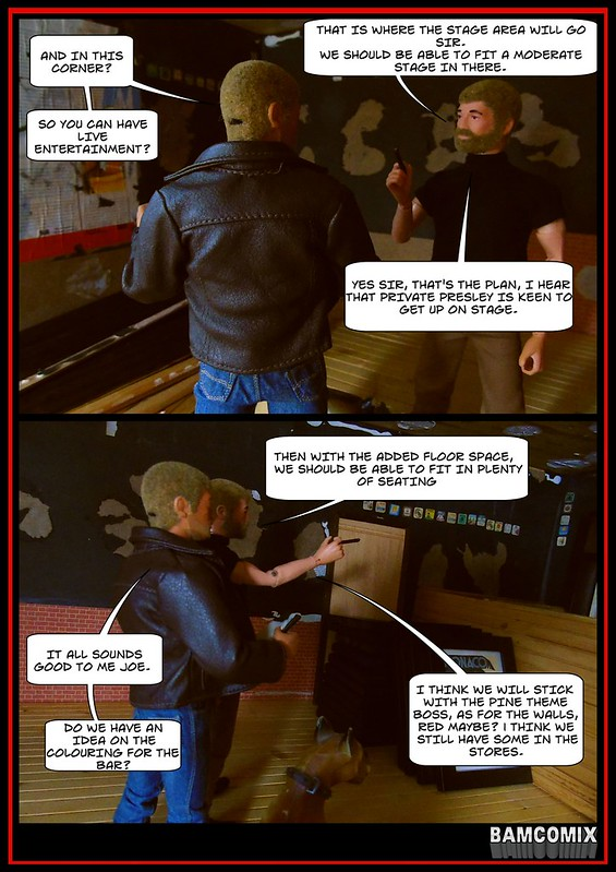 BAMComix Presents - REBUILDING THE AMMO ARMS - THE PLANNING MEETING 50251924791_992e1f8c66_c
