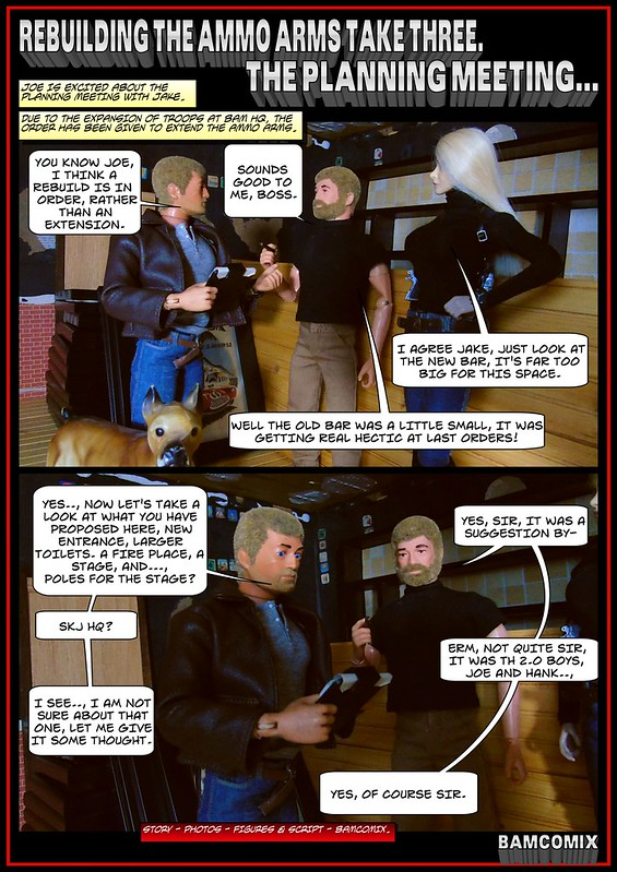 BAMComix Presents - REBUILDING THE AMMO ARMS - THE PLANNING MEETING 50251927426_3e1d759bf7_c