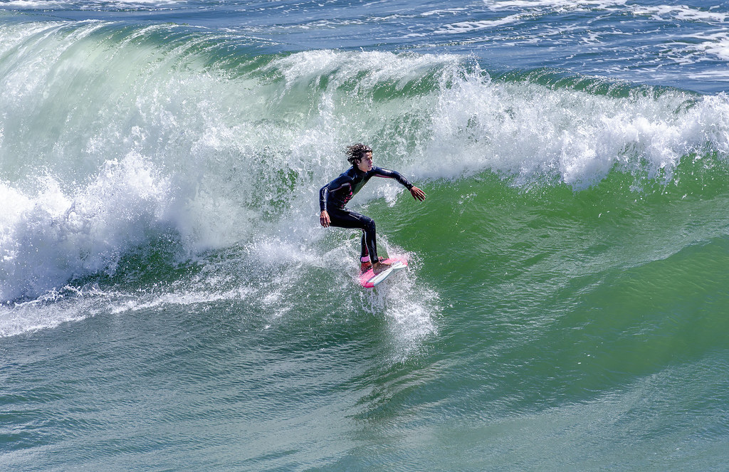 Southern California Surfer