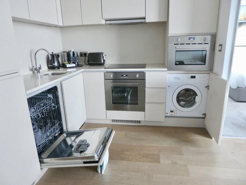 Kitchen, CitySuites Manchester