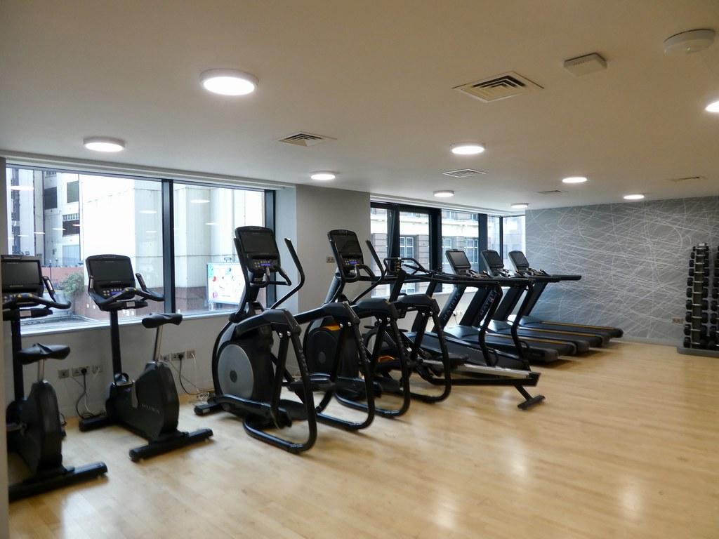 Gym, CitySuites Manchester